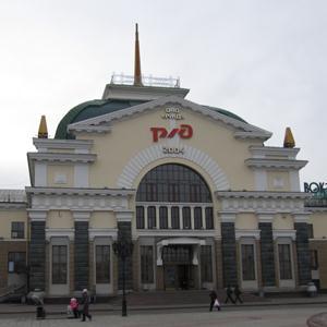 Железнодорожные вокзалы Арзгира